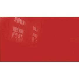 Revestimiento Piu Placa De Vidrio Rojo Speclirojo30600