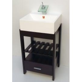 Mueble De Baño Sin Mesada Urbis Eco Wenge Vl Eco46W