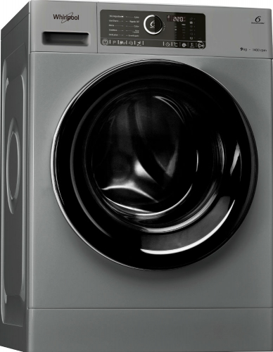 Lavarropas Whirlpool Carga Frontal Silver 9Kgs Wlcf90S