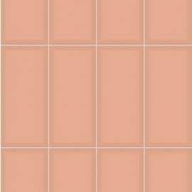 Ceramica Pared Alberdi 28X45 Cucina Allegra Arancio