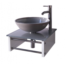 Mueble Misiones Bodot Gris Bowl Clear Mu3453