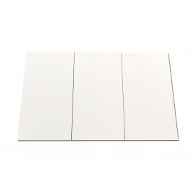 Ceramica Portoferreira 30X54 Blanca Brillante Rectificada