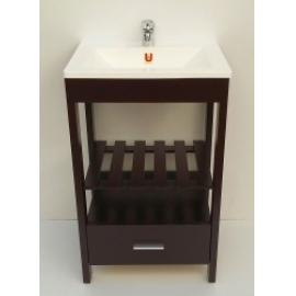 Mueble De Baño Urbis Eco Wenge Vl Eco 50Ws