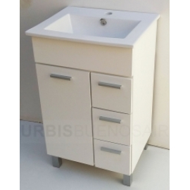 Mueble De Baño Urbis Logic Bco Vl Logic50 B