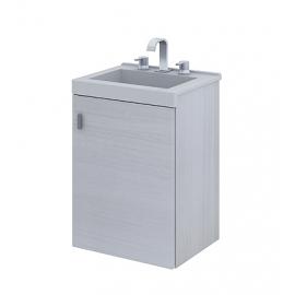 Vanitory Colgante Schneider Terra Basic Blanco 40Cm Vc40Tb