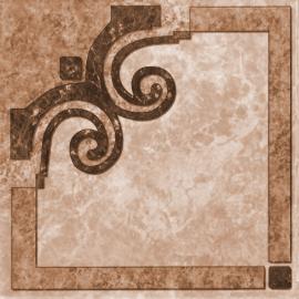Ceramica Cerro Negro 38X38 Aranjuez Marron