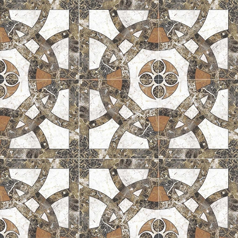 Allpa 36X36 Temple Cobre 1º 2.33M2 83.88/125.82