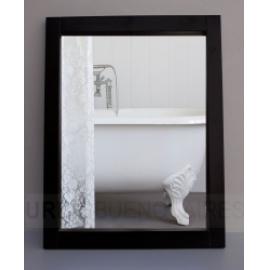 Espejo De Baño Urbis Wenge 76X60 El 7660 W