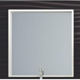 Espejo De Baño Schneider Aqua 60 Bco Texturizado