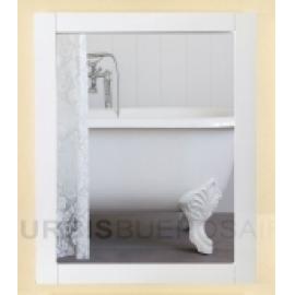 Espejo De Baño Urbis Blanco 76X60 7660 - B