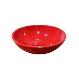 Bachas Baño Daccord Agus Roja Brillante