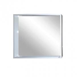 Espejo De Baño Schneider Aqua 80 Bco Texturado