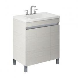 Vanitoryschneider Aqua Blanco Laqueado Brillante 70Cm