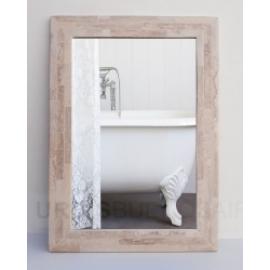 Espejo De Baño Urbis 50X70 Travertino Em E5070 T