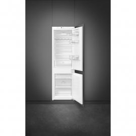 Heladera Con Freezer Smeg Panelable 2 Pts C170Nfar