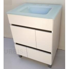 Mueble De Baño Urbis Paint Bco Vl Paint60 B