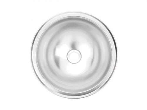 Bacha Cocina Redonda Tramontina Perfecta 34X14 94196/107