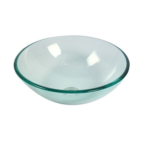 Bacha Misiones Round Glass Clear B1001